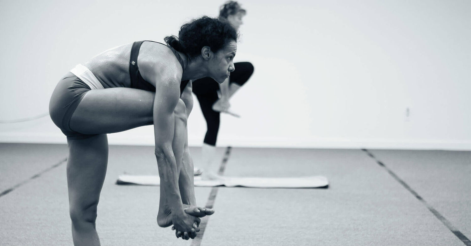 bikram Bikram yoga is the original hot yoga: 26 postures, 2 breathing exercises, 105 degrees, 40% humidity detoxify your body and feel great in our 3,700 sq ft studio with full locker rooms and showers.